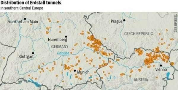 Кто построил древние тоннели под всей Европой, и почему учёные их игнорируют?