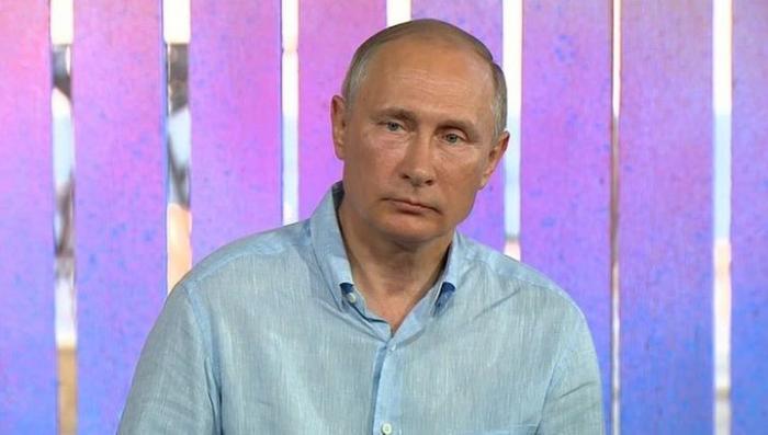 Владимир Путин рассказал о своих главных качествах участникам форума «Таврида»