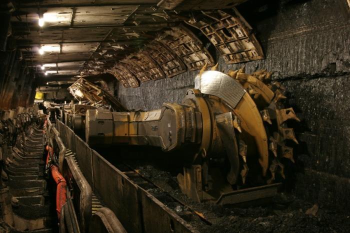 Шахтеры России установили несколько мировых рекордов добычи угля