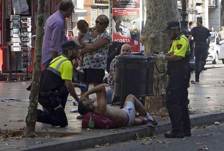 Терракт в Испании: кто заказал? Причём тут Украина?