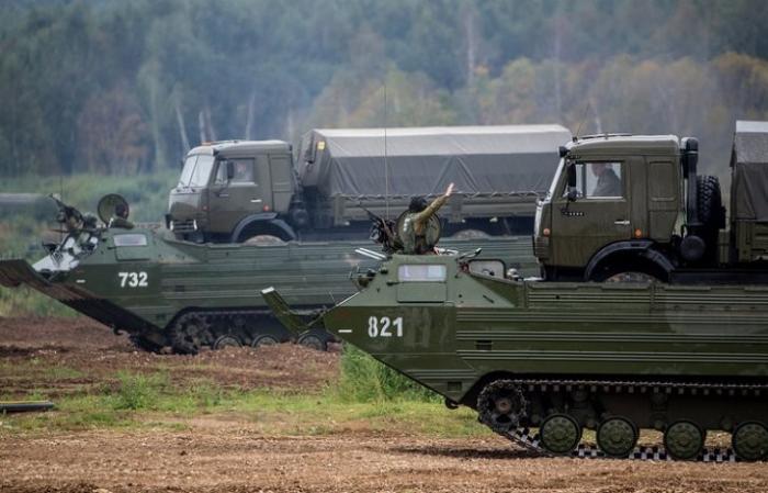 Армия-2017: почти 2,5 тыс. образцов военной продукции представят зрителям