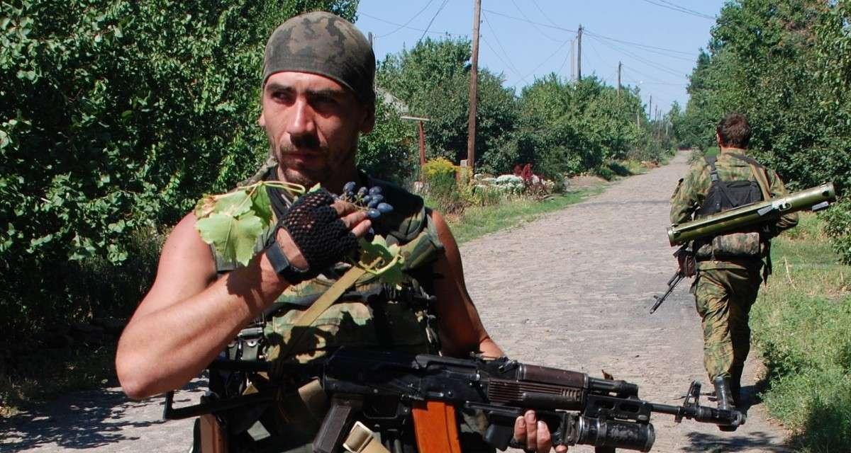 Контрнаступление освободительной армии Украины