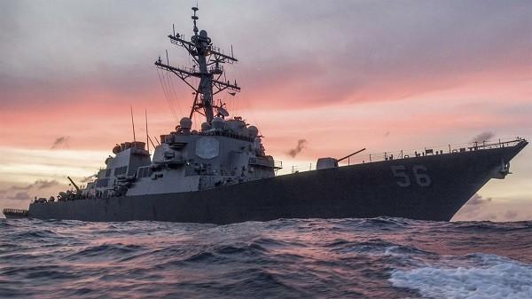 «Джон Маккейн» подмочил репутацию непобедимого американского флота
