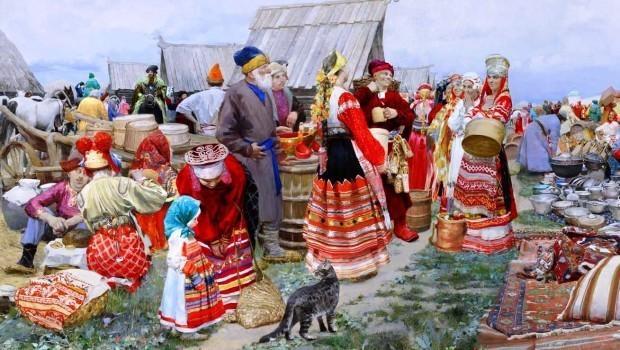 Отличие русской цивилизации и английской колонизации. Сказано в 1853 году