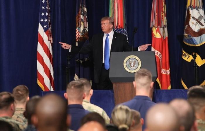 Дональд Трамп огласил стратегию США по умиротворению Афганистана