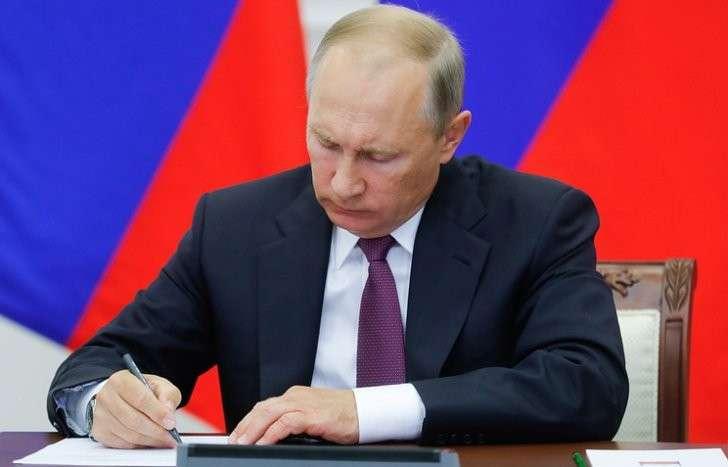 Владимир Путин уволил первого замминистра юстиции Сергея Герасимова