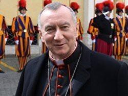 Кардинал Паролин привёз в Россию много денег, чтобы спасти паразитов из Ватикана