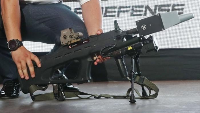 «Калашников» представил оружие для отпугивания дронов