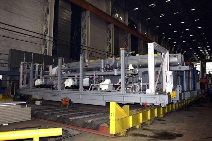 Тюмень: производитель буровых установок «Завод БКУ» завершил модернизацию трех цехов