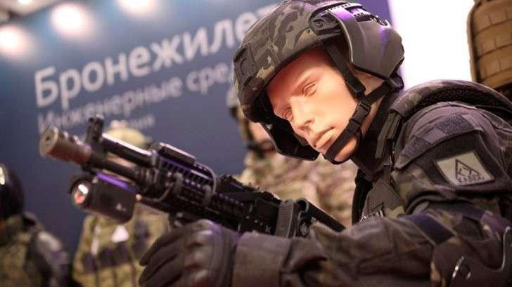 Армия-2017: невидимая одежда, супервинтовка и бронемашина для ВДВ, новинки форума