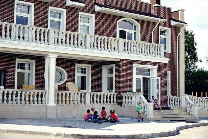 Альтернатива городскому жилью: «Английский домик»