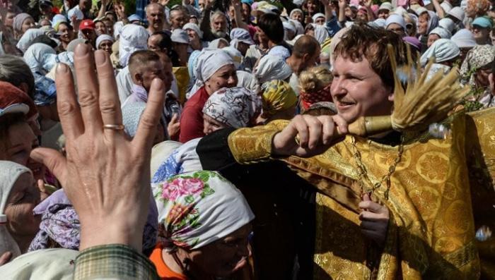 Сколько на самом деле в России настоящих христиан?