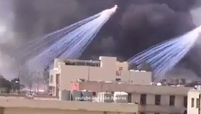 Сирия: западная коалиция бандитов специально наносит удары по мирному населению