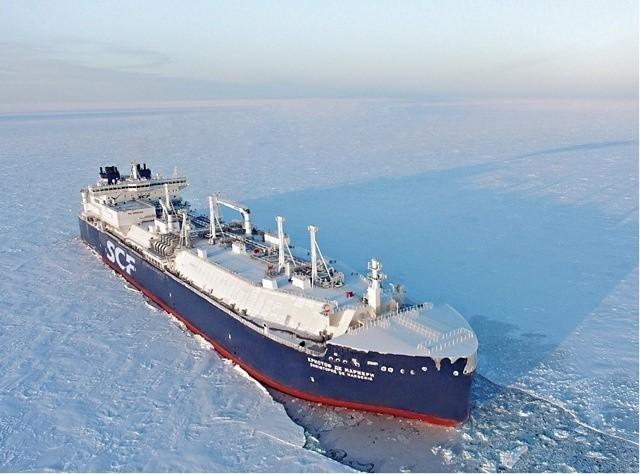 Российский газовоз прошёл поСевморпути без ледокольной проводки зарекордные 6,5 суток