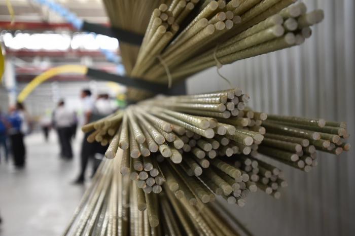 ВСтавропольском крае открыто производство по выпуску композитной арматуры