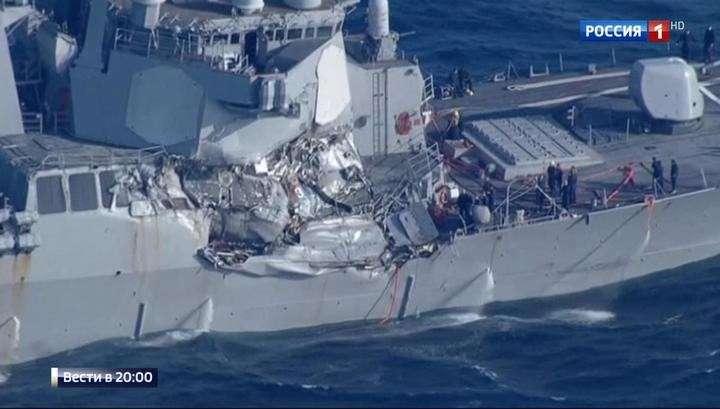Пиндостан превратился в сухопутную державу: флот США приостанавливает все операции