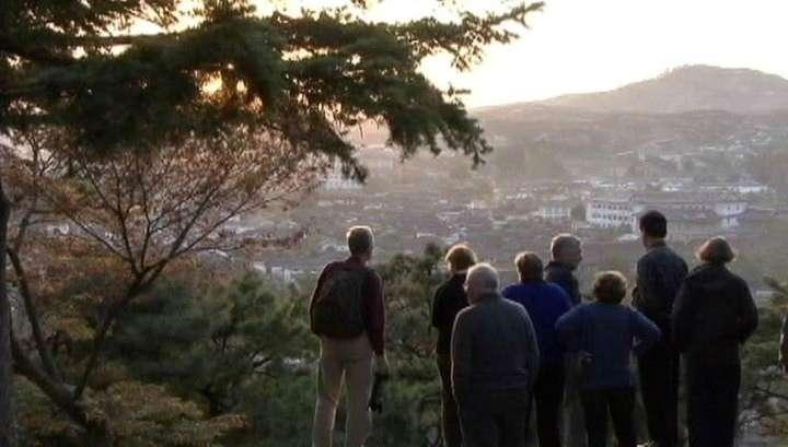 КНДР открывает свои курорты для туристов в ответ на санкции