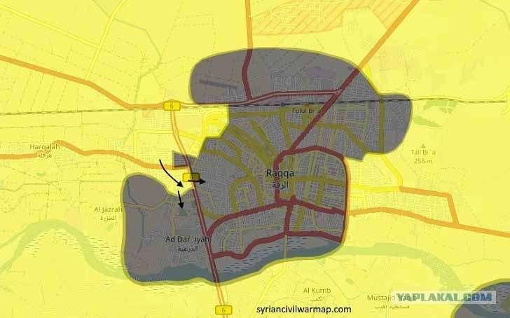 Сирия: битва за Ракку превратилась в настоящую кровавую бойню для мирного населения