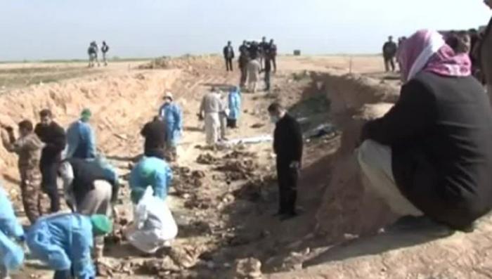 В Ираке обнаружены массовые захоронения около 500 жертв американских наёмников
