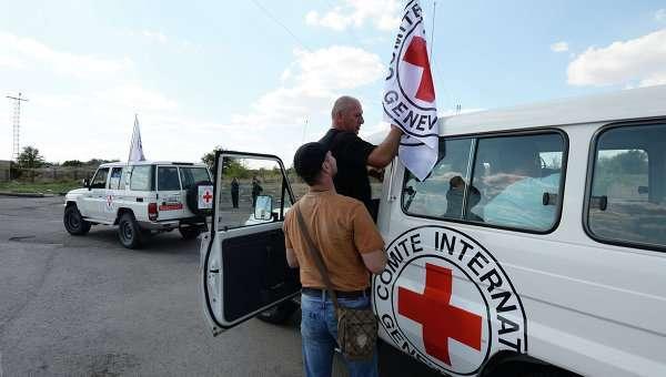 Россия готовит новый гуманитарный конвой для Украины