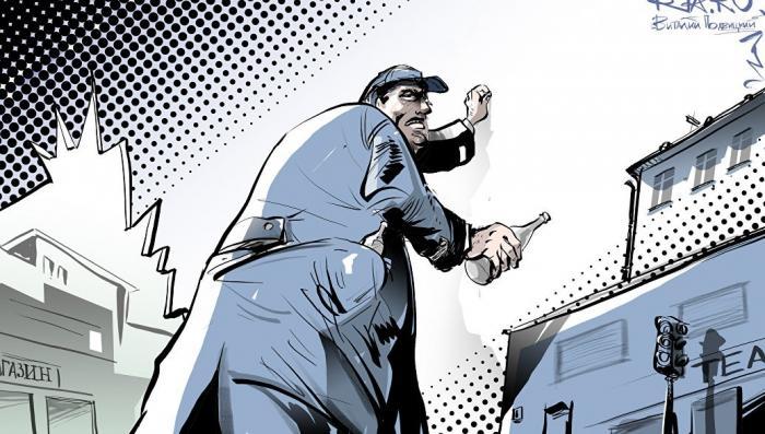 Серебренников, юмор: человек, которого боится власть России