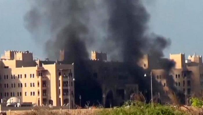 Саудовская Аравия со своими террористами разбомбила гостиницу в Сане «по ошибке»