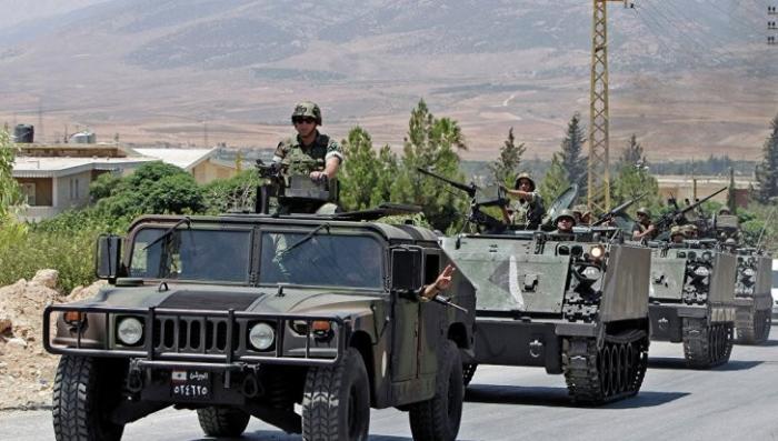 Ливан временно прекратил войну против ИГИЛ на границе с Сирией