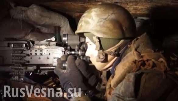 Армия ДНР строит и оборудует свои позиции – репортаж с передовой | Русская весна