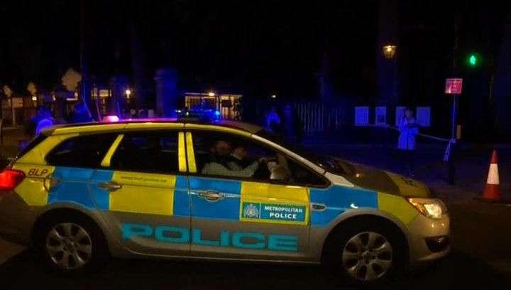 Лондонских полицейских рубили мечом под крики