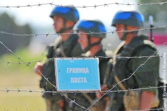 Действия против России грозят Молдавии большой кровью и потерей государственности