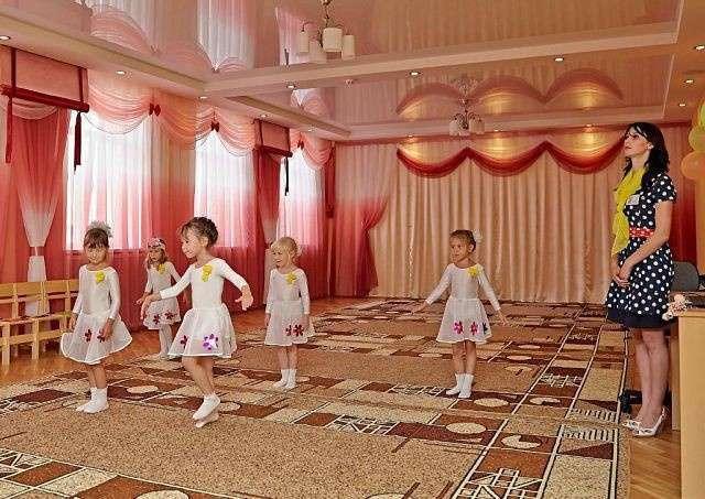 Новый детский сад открыт в Воронежской области
