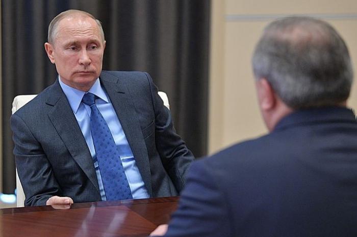 Владимир Путин потребовал досконально разобраться в причинах пожаров в Ростове-на-Дону