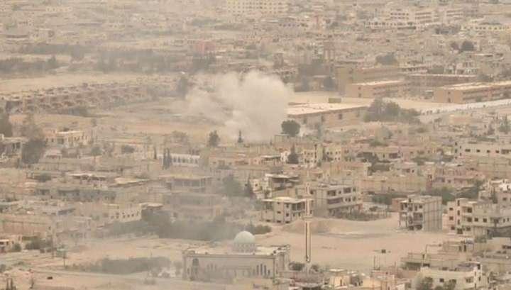 Сирия, Ганем-Али: завершен разгром самой боеспособной группировки ИГИЛ в долине Евфрата