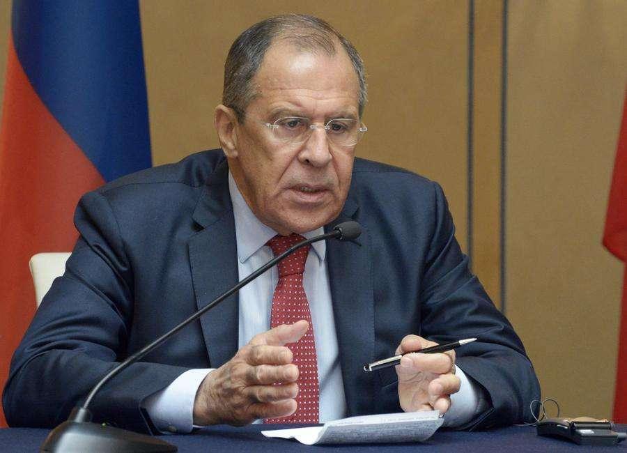 Брифинг Сергея Лаврова для российских и западных СМИ по ситуации на Украине — прямая трансляция