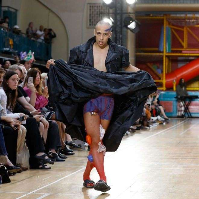 «Высокая мода» мужской одежды от лондонских идиотов