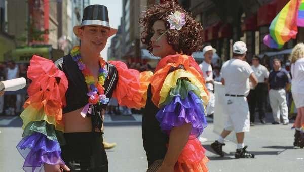 Верховная Рада Украины разрешила пропаганду гомосексуализма детям