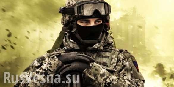 Солдат русской армии будущего: невидим но всё видит, стреляет не целясь но попадает | Русская весна