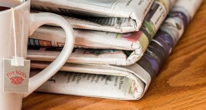 Крым: спецслужбы начали выпускать газету на украинском