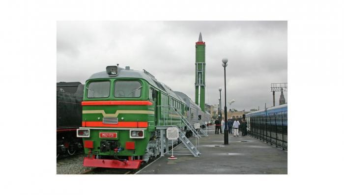 Ракетно-атомный «Баргузин»: Поезд-призрак особого назначения