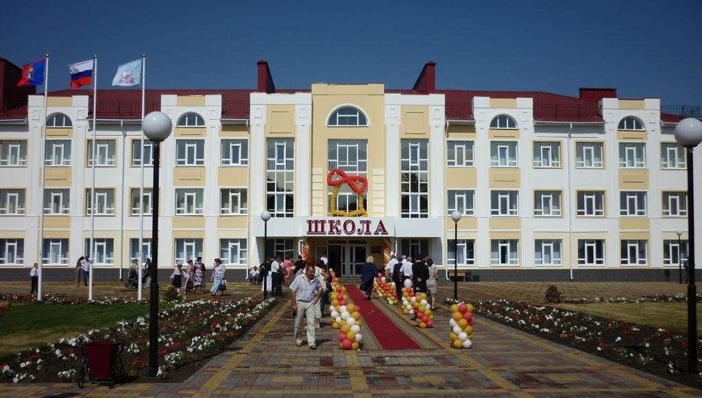 В России до конца года откроется рекордное число новых школ