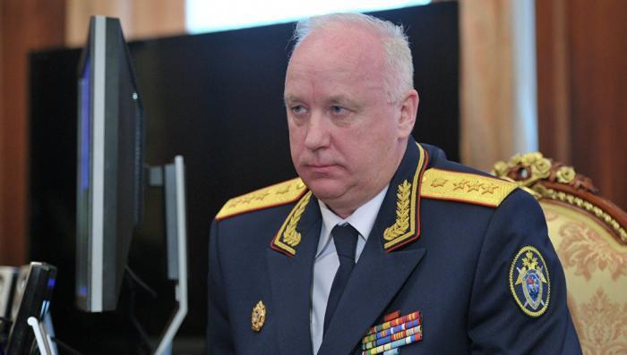 Александр Бастрыкин рассказал о реформе Следственного комитета и чистке кадров
