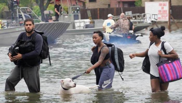 Хьюстон! У нас проблемы: воду из хранилищ сбросят, чтобы избежать затопления города