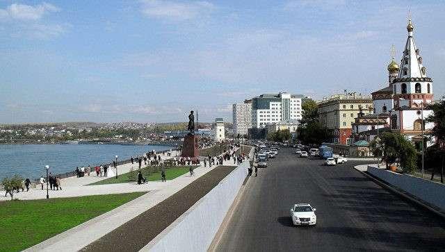 ВВИркутской области создали интерактивную карту туристических маршрутов