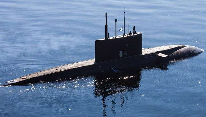 К берегам Сирии пришли две новейшие российские подлодки. Ждём очередных ударов «Калибрами»