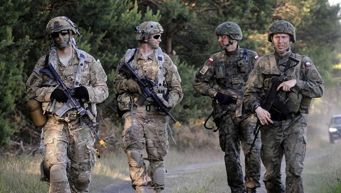 Подготовка Польши к войне с подачи НАТО набирает обороты