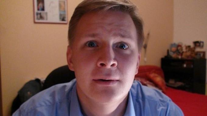 Камикадзе Д голубой: известный либеральный блогер Дмитрий Иванов заднеприводный