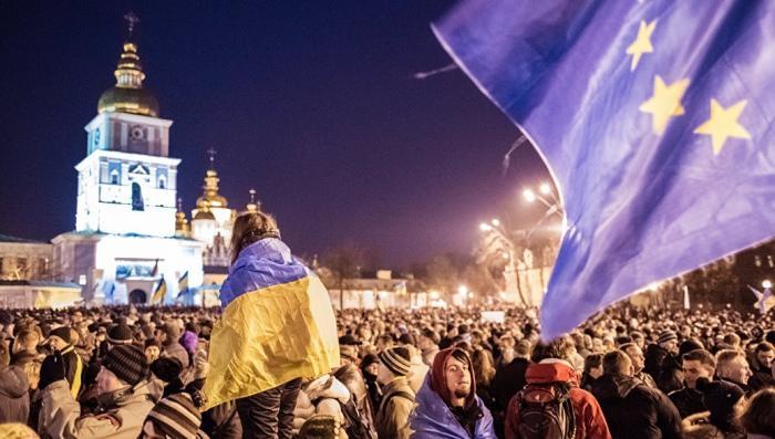 Украина, юмор: творец Майдана обвиняет во всем народ