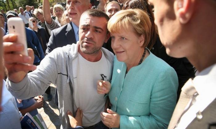Вопль русского немца: фрау Меркель, ваше место в тюрьме!