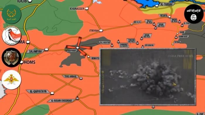 Сирия: правительственная армия зачищает котел с ИГИЛ