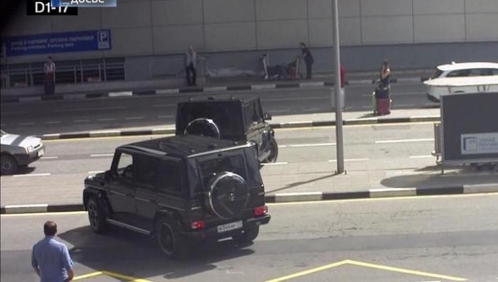 Москва: хулиганы из Шереметьева заплатят по две тысячи рублей